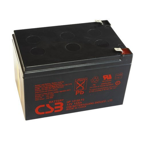 Baterie AKU GP 12120 12V / 12Ah