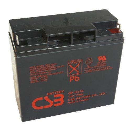 Baterie AKU GP 12170 12V / 17Ah