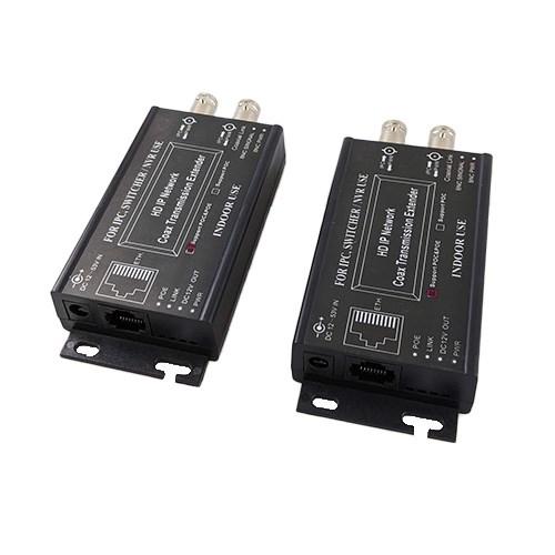 EC-HP01 pro přenos IP LAN po koaxiálním kabelu s PoE