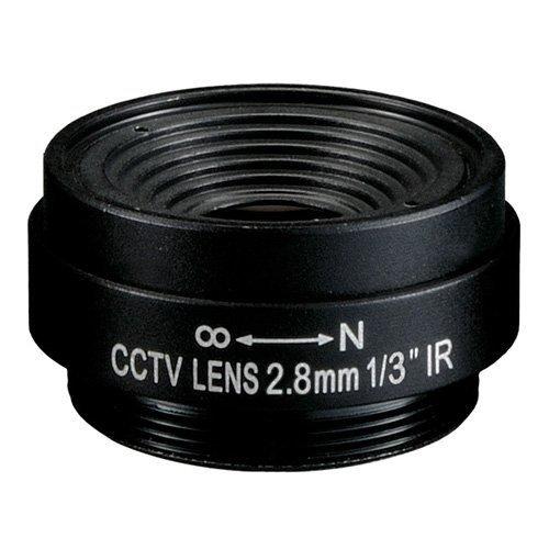 EVETAR pevný Mpix objektiv 2.8 mm