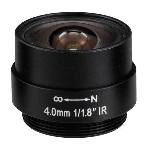 EVETAR pevný Mpix objektiv 4 mm