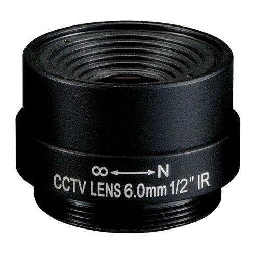 EVETAR pevný Mpix objektiv 6 mm