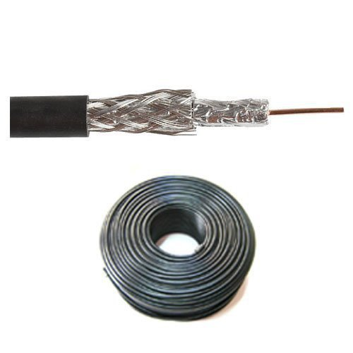 Venkovní koaxiální kabel RG59 100m