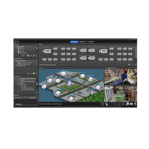 Licence pro 1 IP kameru NUUO Crystal VMware vSphere (max 1024) ULTIMATE