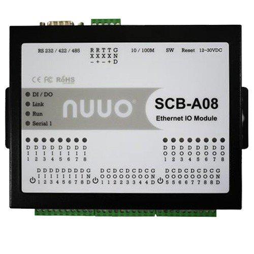 NUUO SCB-A08 IO box