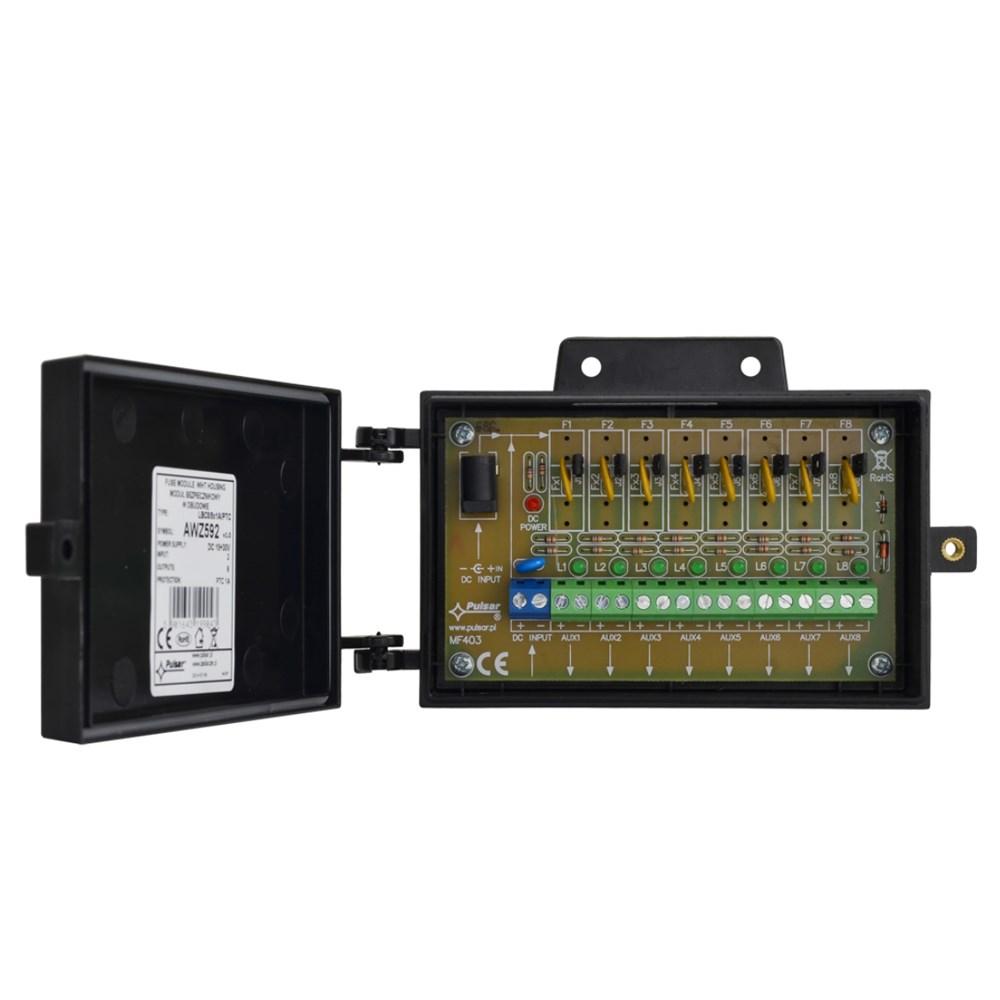AWZ592 pojistkový modul v krytu