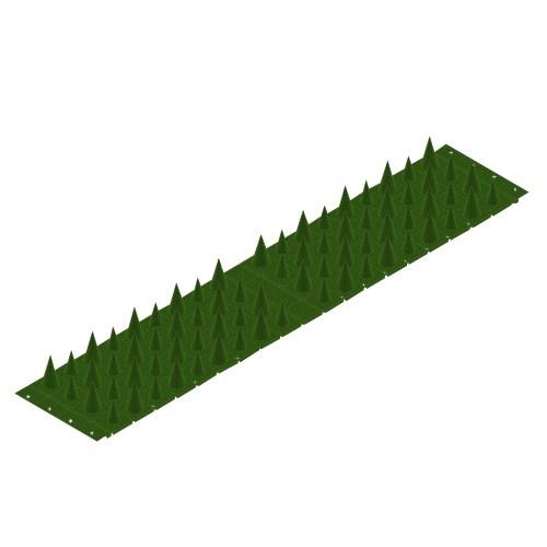 DefendaStrip zelený