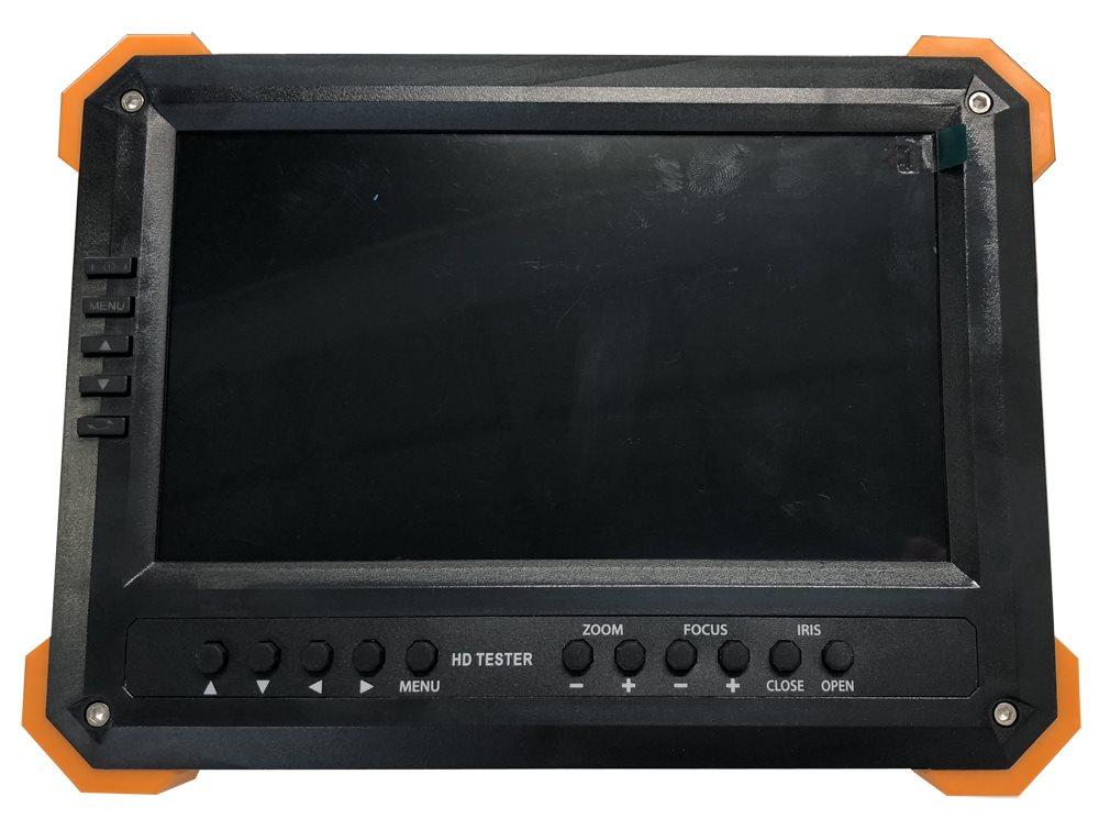 CCTV tester HD-70TAC-8M pro HD-TVI, AHD, CVI a Analog