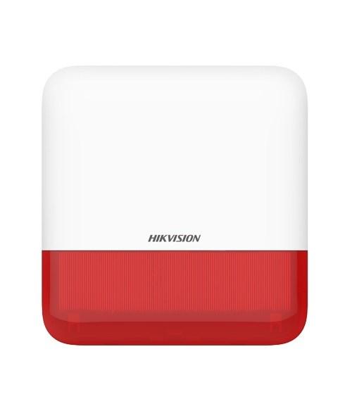 HIKVISION DS-PS1-E-WE červená