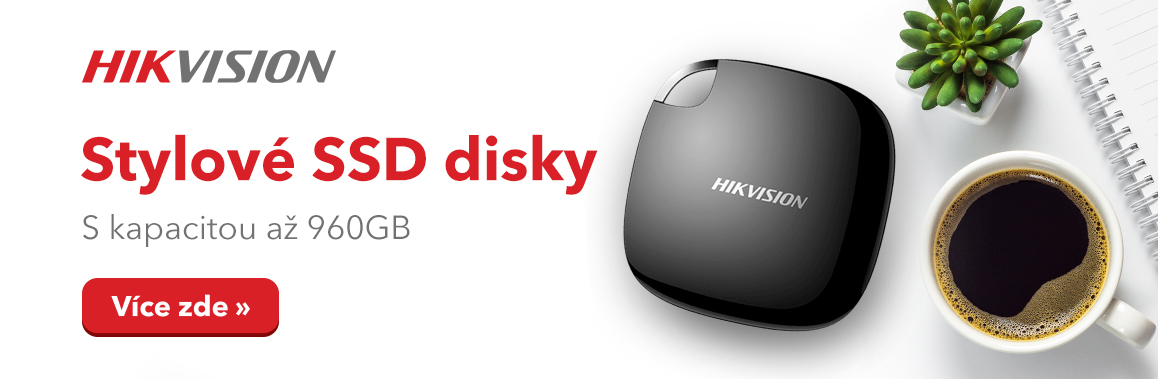 SSD disky HIKVISION